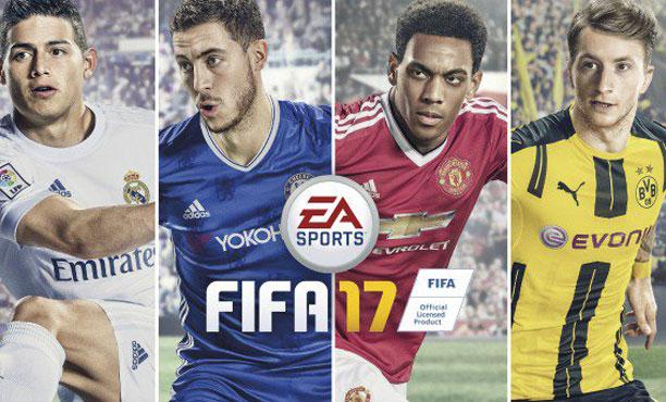 FIFA 17 เปิดตัวเป็นทางการ ด้วยพลังแห่งเอนจิ้น Frostbite Engine
