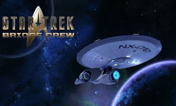 Ubisoft เปิดตัวเกมใหม่ Star Trek: Bridge Crew เวอร์ชั่น Co-op รองรับ VR