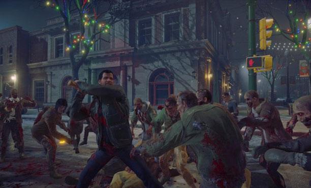 Capcom เปิดกรุซอมบี้ Dead Rising 4 และภาพยนตร์ Dead Rising: Endgame