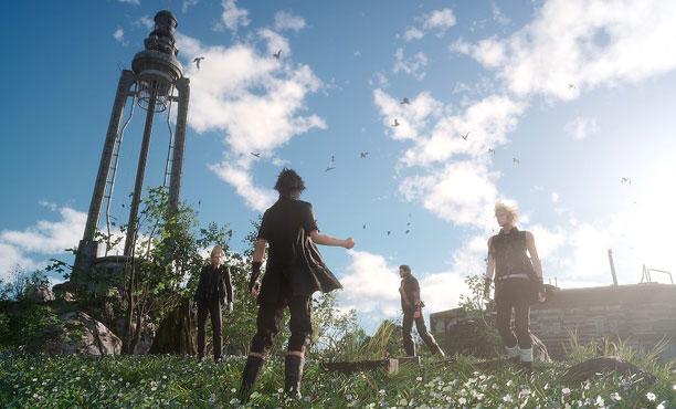 Final Fantasy XV จะมีเนื้อหาให้เล่นมากกว่า 100 ชั่วโมง!