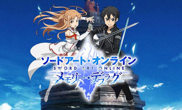 Sword Art Online: Memory Defrag ภาคใหม่บนมือถือมาแนว 2D ACTRPG