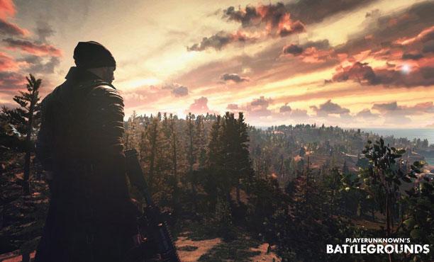 Battlegrounds เกมออนไลน์ใหม่จากทีม TERA