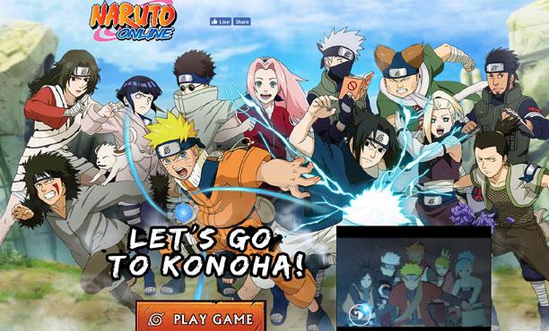 Naruto Online เปิดให้เล่นอย่างเป็นทางการแล้ว ลงทะเบียนนินจาหน้าใหม่กันเลย