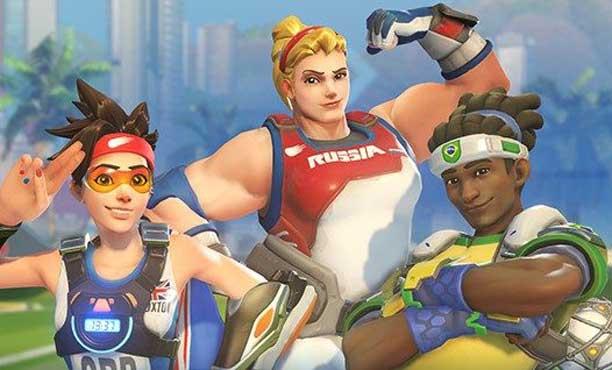 Overwatch ลุยโอลิมปิก เพิ่มอีเว้นท์โหมดใหม่รับมหกรรมโอลิมปิกเกมส์