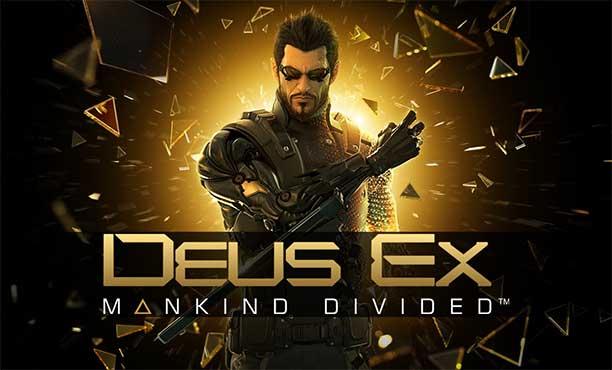 เผยความต้องการของระบบเกม Deus Ex: Mankind Divided