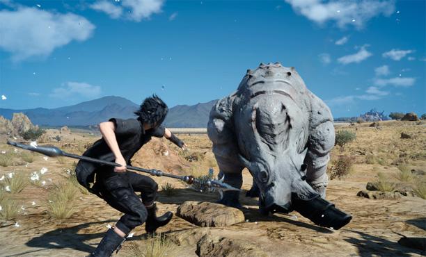 Final Fantasy XV ประกาศเลื่อนเป็นทางการแล้วตามคาด