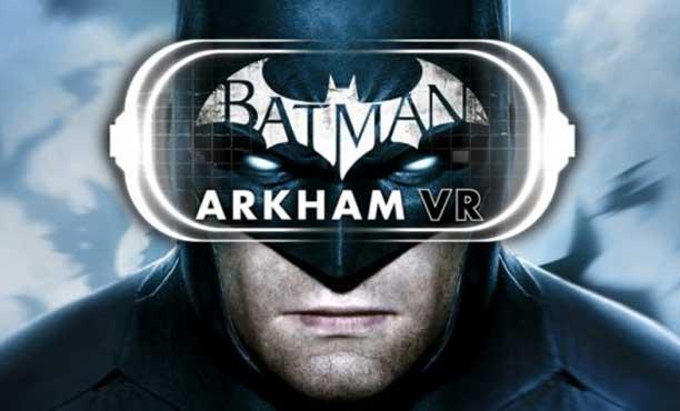 สวมบทบาทแบทแมนได้อย่างสมจริงในเกม Batman Arkham VR