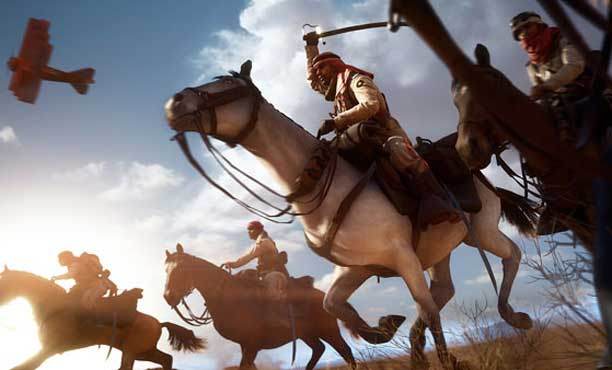 Battlefield 1 กำหนดทดสอบช่วง Open Beta วันที่ 31 สิงหาคม 2016