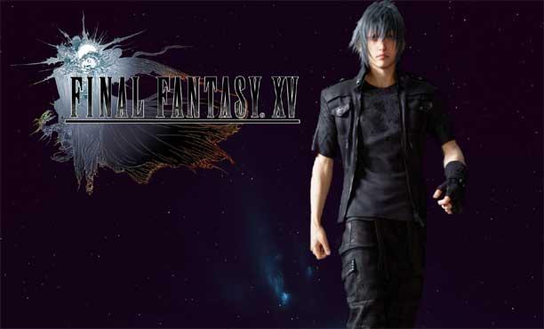 Final Fantasy XV เล่นก่อนใครในงาน AFA 2016