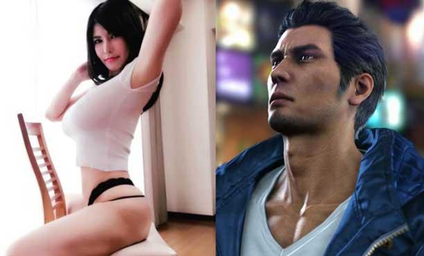 Anri Okita อดีตดาราเอวีชื่อดัง จะโผล่ในเกม Yakuza 6 ในแบบ Cam Girl