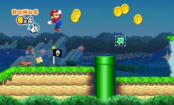 บิดาแห่งมาริโอขอเสนอ! วิธีเล่นเกม Super Mario Run