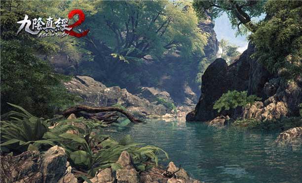 Age of Wushu 2 ปล่อยภาพแรกของเกมสุดงาม ด้วยพลัง Unreal Engine 4