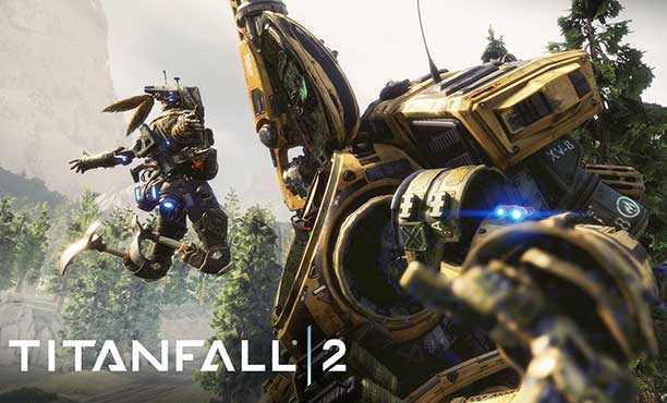 เผยความต้องการของระบบ PC ของเกม Titanfall 2