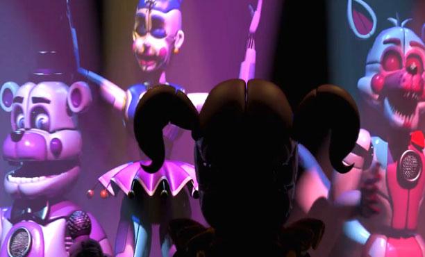 Five Nights at Freddy's: Sister Location ไม่เลื่อน! ออกมาให้เล่นกันแล้ว