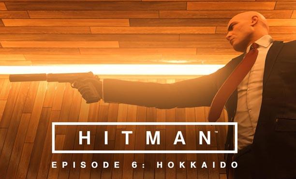 Hitman Episode 6: Hokkaido พี่โล้นพาเที่ยวฮอกไกโด