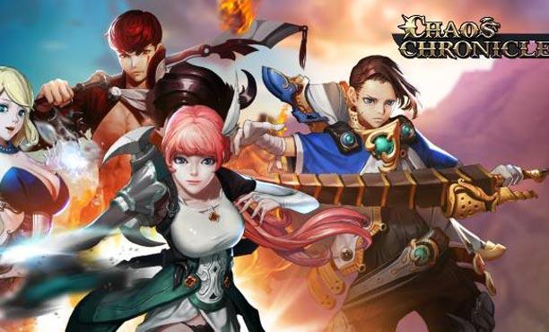 Chaos Chronicle พบกับ 4 คาเรกเตอร์ใหม่ ได้แล้ววันนี้