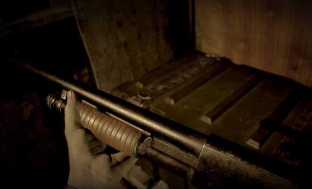 2 ตัวอย่างใหม่สั้นๆจากเกม Resident Evil 7
