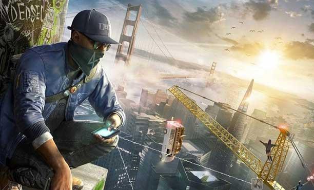 Watch Dogs 2 ปล่อยของ โชว์แลนมาร์คในเกมเทียบกับของจริง