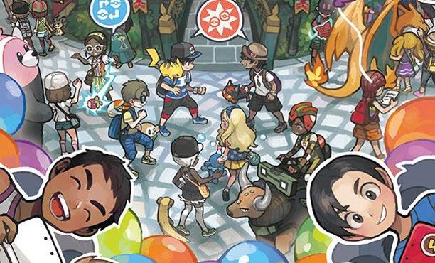 Pokemon เตรียมทำระบบเชื่อมต่อ ระหว่างมือถือและ 3DS