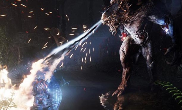 Turtle Rock Studios ประกาศหยุดพัฒนาเกม Evolve
