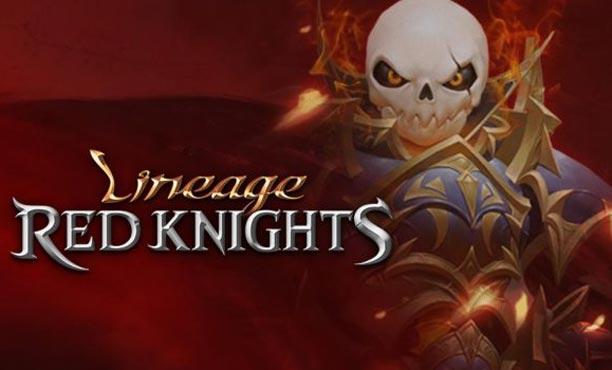 ตัวอย่างเกมเพลย์แรก Lineage: Red Knights จากช่วง Stress Test