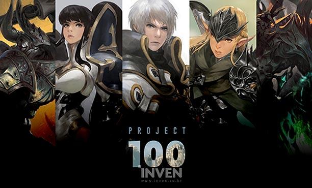 Project 100 เกมมือถือสุดอลังจากอดีตผู้สร้าง Dragon Nest