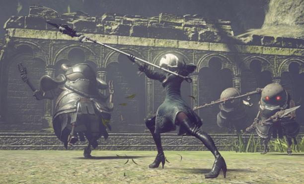 SQEX ปล่อย NieR: Automata ให้ชาว PC ได้เล่นพร้อม PS4 แน่นอน