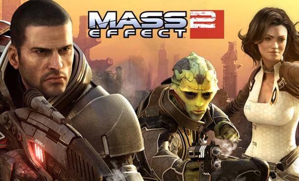 Origin แจกโหลดฟรี Mass Effect 2 เล่นรอภาค Andromeda