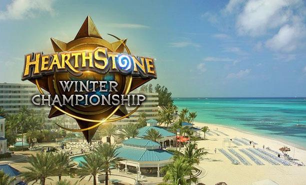 Hearthstone การแข่งขันชิงแชมป์ประจำฤดูหนาวใน HCT 2017!
