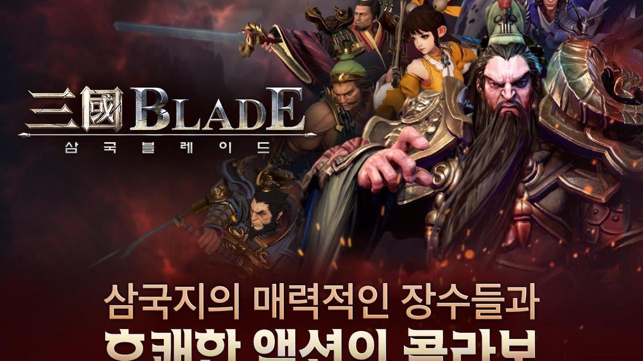 Three Kingdoms Blade