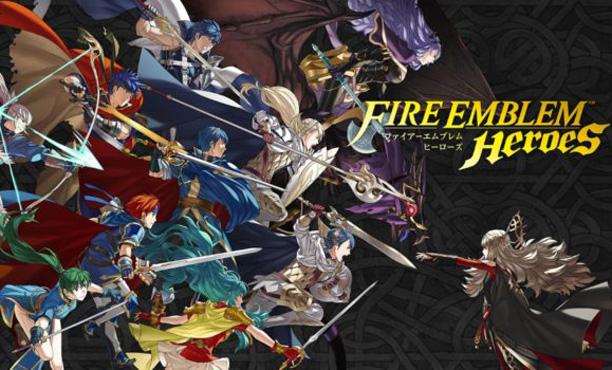 Fire Emblem Heroes เกมมือถือตัวที่สองจากนินเทนโด