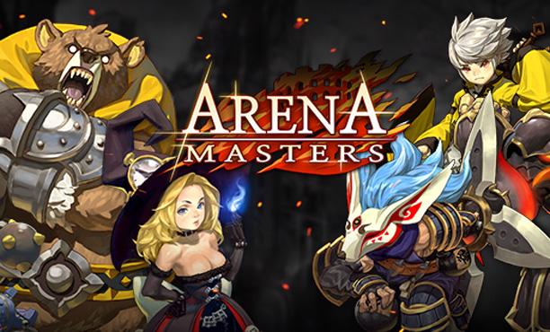 Nexon ประเดิมปี 2017 เปิดเกม Arena Masters