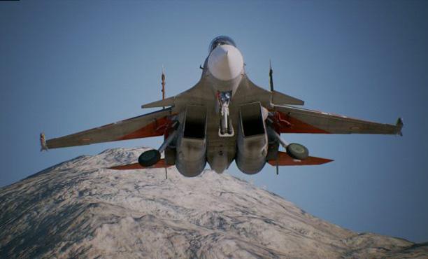ตัวอย่างเกมเพลย์ Ace Combat 7 โหมด VR สมจริงเหมือนได้ขับเอง