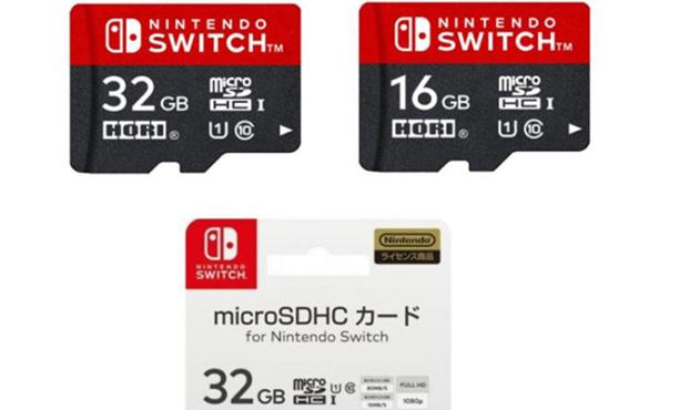 ราคา SD Card ของ Nintendo Switch แพงกว่าปกติ