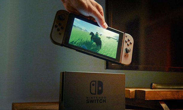 ชัวร์แล้ว! เครื่อง Nintendo Switch เปลี่ยนแบตเตอรี่เองไม่ได้