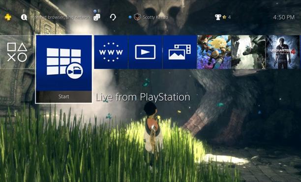 วีดีโอตัวอย่าง Boost Mode ของเครื่อง PS4 Pro