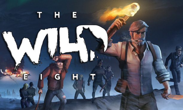 The Wild Eight เกม co-op survival เอาชีวิตรอดจากเครื่องบินตกใน Alaska