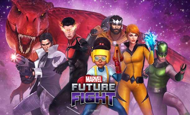 """ต้อนรับเหล่าฮีโร่ """"อมนุษย์"""" สู่ MARVEL Future Fight"""