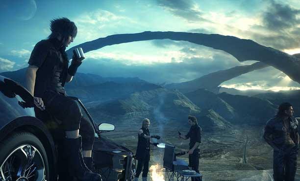 อัปเดตใหม่ FFXV สำหรับ PS4 Pro ทำให้เกมไม่เสถียรและภาพกระตุก