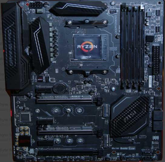 AMD Ryzen7
