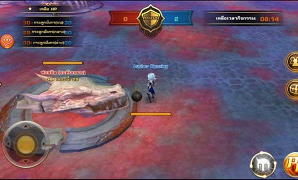 Ultimate Legends ศึกชิงอำนาจกิลด์ มหาสงครามระเบิดกระดูกมังกร