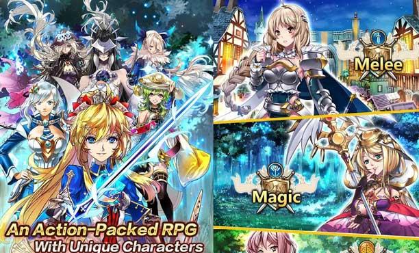 Empire of Angels สงครามนางฟ้า เกมที่มีแต่สาวๆเท่านั้น
