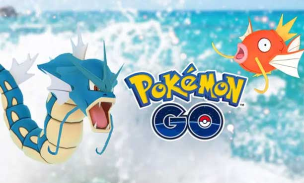 Pokemon GO อัปเดต Water Festival และ Shiny Pokemon
