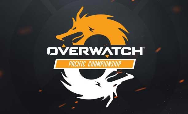 ทีมไทย FireBall ร่วมลงแข่งขัน Overwatch Pacific Championship