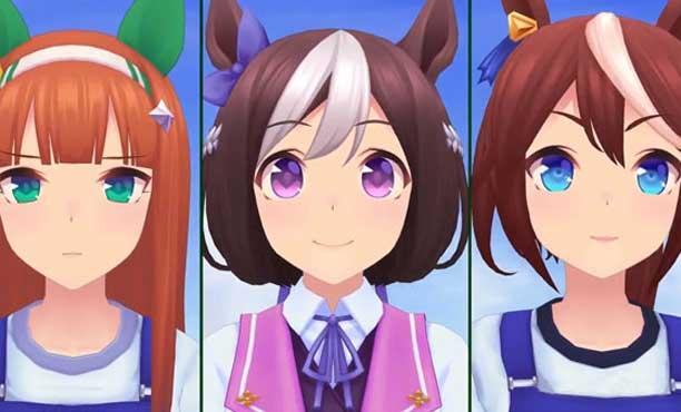 Uma Musume มีเกมจีบหนุ่มม้าแล้ว ก็ต้องมีสาวม้าด้วยสิ
