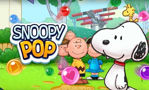 Snoopy Pop ยิงฟองน้ำไปกับสนู้ปี้และผองเพื่อน