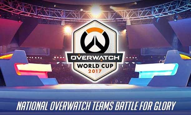 ไทยติดอันดับ 24 จาก 50 ชาติในศึก Overwatch World Cup 2017