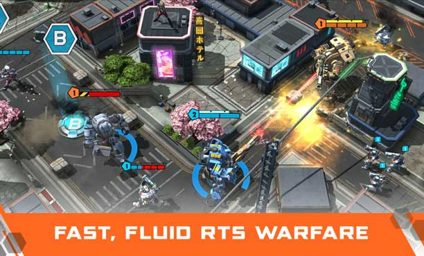 Titanfall: Assault เตรียมลงมือถือ iOS/Android เป็นแนววางแผน RTS