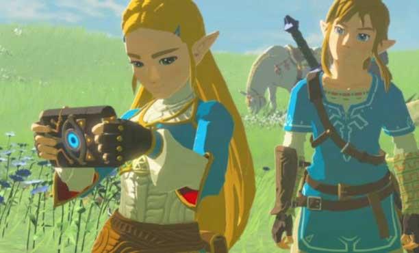 ลือ! นินเทนโดเลือกเกม Zelda ทำลงมือถือเป็นเกมต่อไป