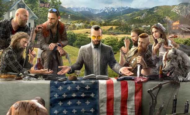 มาเพิ่มอีก! ภาพโปรโมทแรกของ Far Cry 5 แดนเถื่อนมอนแทนา